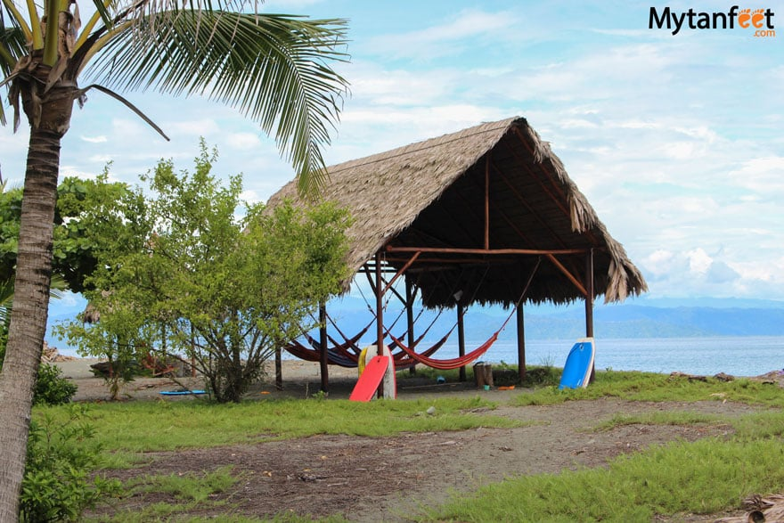 Cheap things to do in Costa Rica - rent surf board or boogie board