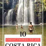 10 cheap things to do in Costa Rica