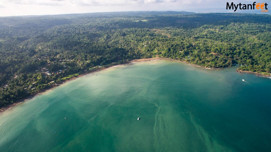 Osa Peninsula in Costa Rica - Drake Bay