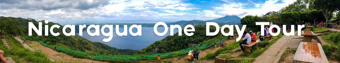Promotion Nicaragua one day tour from Costa Rica Mytanfeet
