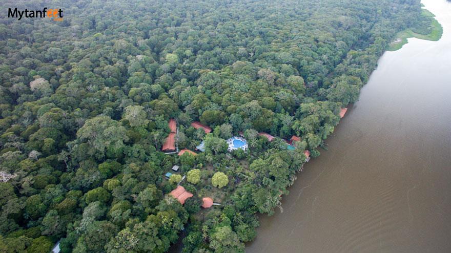 Tortuguero National Park - Evergreen lodge