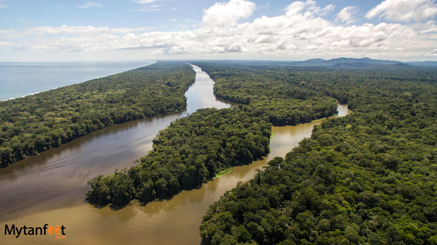 Canals of Tortuguero National Park travel tips