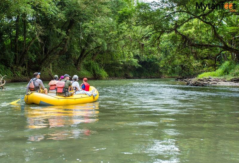 Safari float Tour