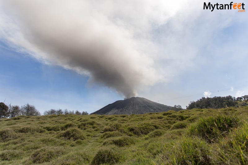 things to do in costa rica - volcanoes