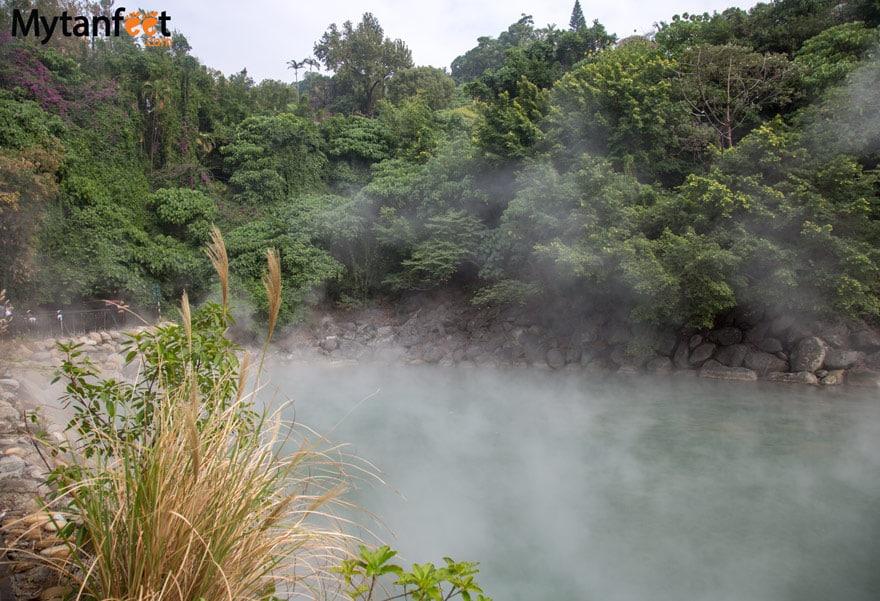 Things to do in Taipei, Taiwan - Beitou hot springs
