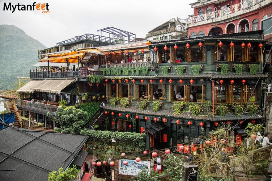Things to do in Taipei, Taiwan - a mei tea house