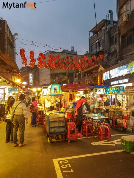 Things to do in Taipei, Taiwan - visit the night markets
