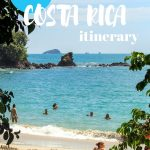 10 day Costa Rica itinerary - caribbean, central valley and manuel antonio