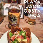 Favorite restaurants in Jaco