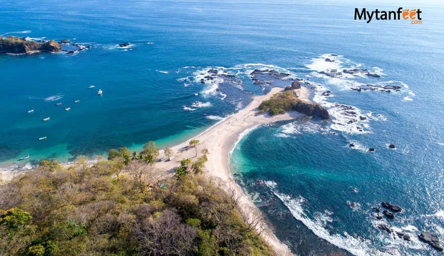 Playa San Juanillo in Guanacaste
