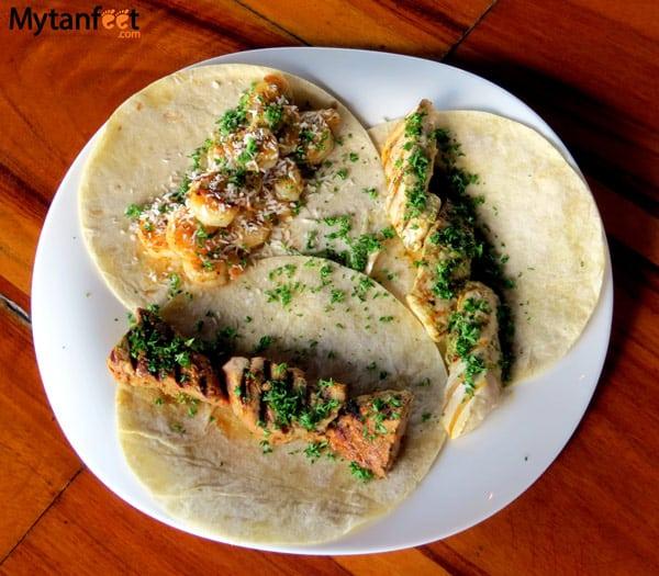favorite restaurants in jaco - tacobar