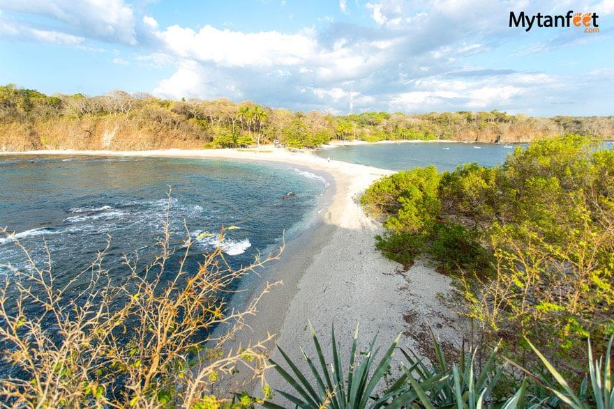 playa san juanillo Guanacaste
