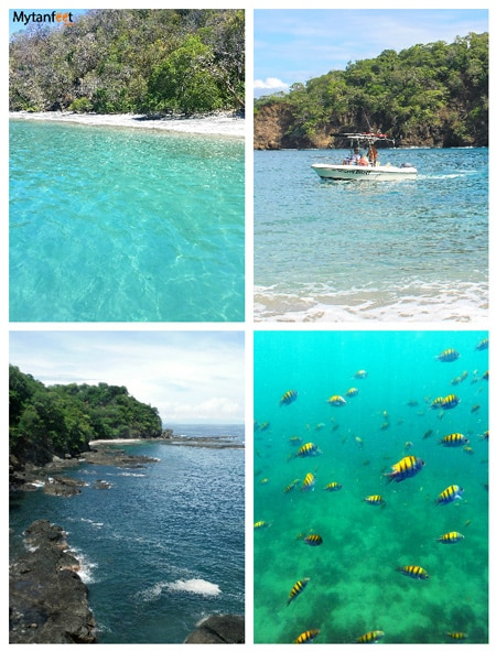 5 day itinerary in guanacaste - boating