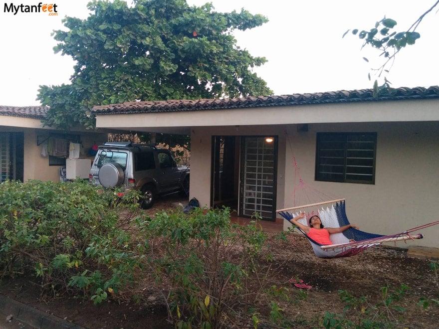 Digital nomad in Costa Rica - housing