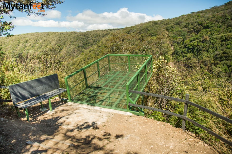 Children's Eternal Rainforest - Bajos del Tigre hiking sendero jaguar