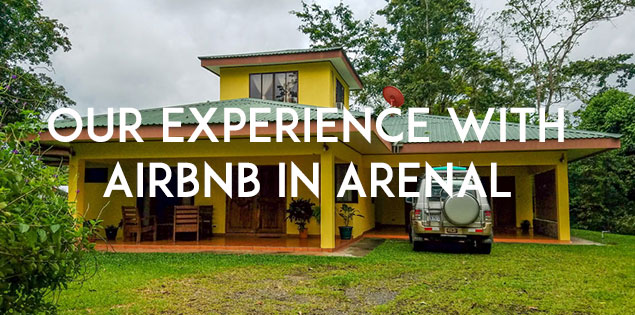 Airbnb in Arenal featured