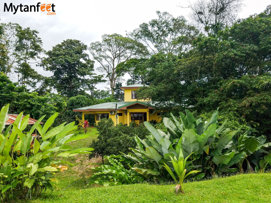 Airbnb in Arenal - house