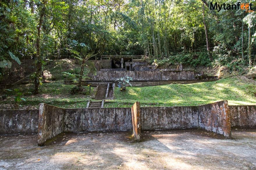 La Marta Wildlife Refuge - mines