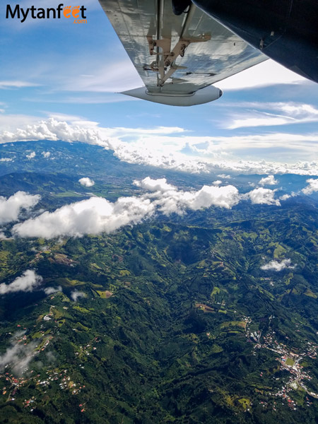 Ultimate survival guide to traveling in costa rica - nature air