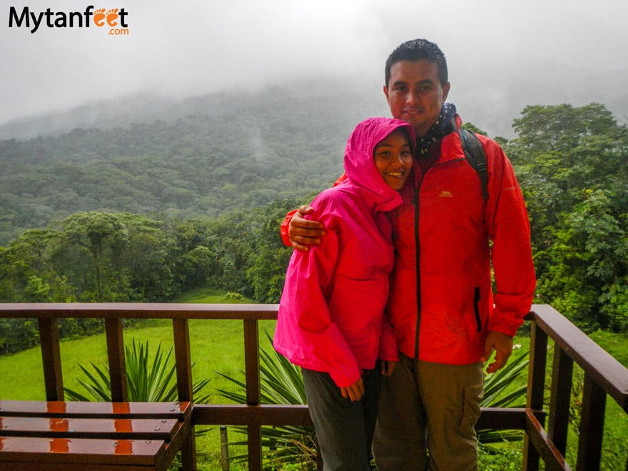 Ultimate survival guide to traveling in costa rica - rainy season arenal