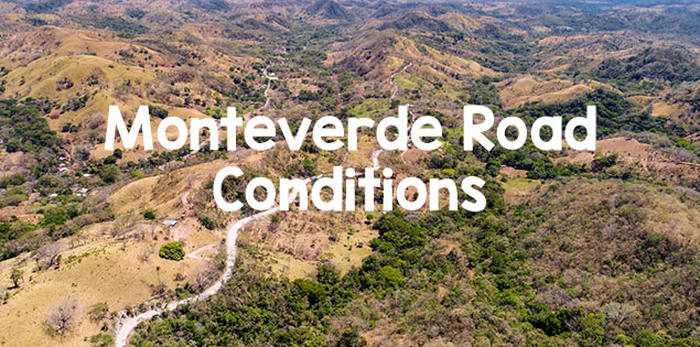 monteverde road conditions featured