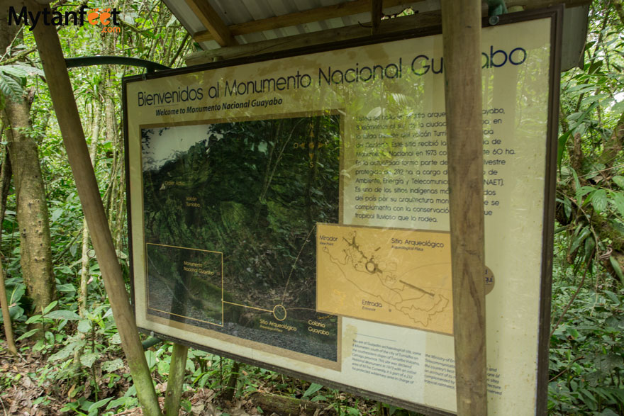 Guayabo National Monument Turrialba
