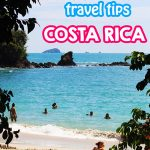 Manuel Antonio National Park - tips for visiting Manuel Antonio Costa Rica