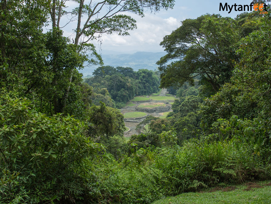 things to do in turrialba - guayabo national monument