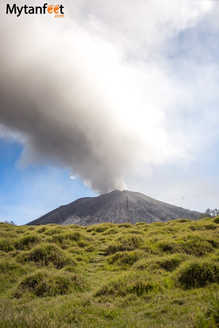 things to do in turrialba - turrialba volcano national park