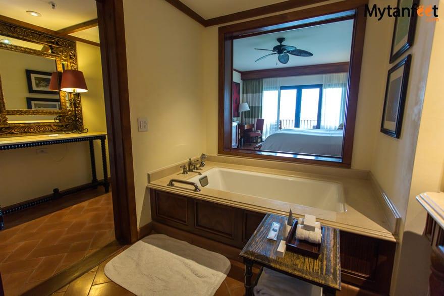 JW Marriott Guanacaste Resort and Spa bathroom