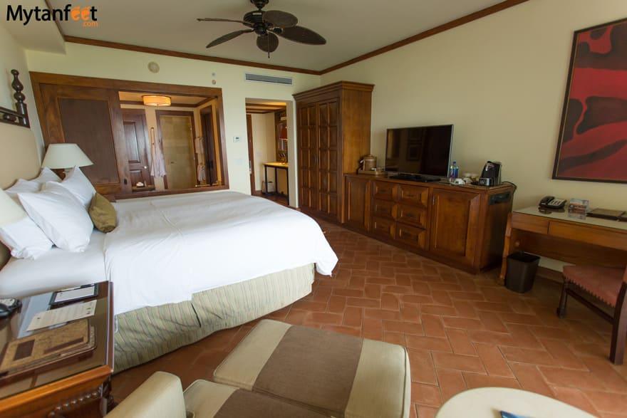 JW Marriott Guanacaste Resort and Spa ocean front room