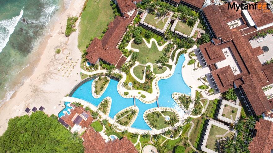 Costa Rica all inclusive resorts - JW Marriott Resort and Spa