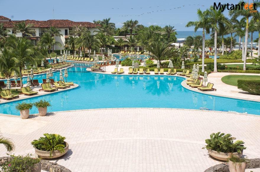 JW Marriott Guanacaste Resort and Spa property 3rd floor view