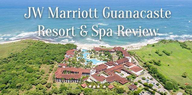 JW Marriott Guanacaste resort and spa featured