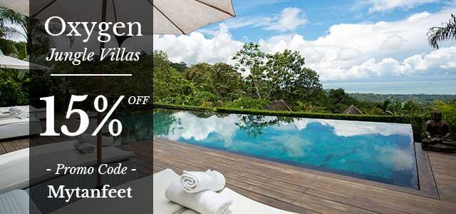 Costa Rica discount: Oxygen Villas Uvita Discount Code