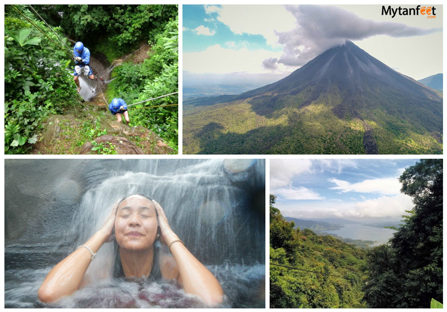 Two weeks in costa rica itinerary - arenal