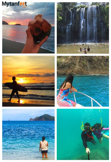 Two weeks in costa rica itinerary - guanacaste things to do