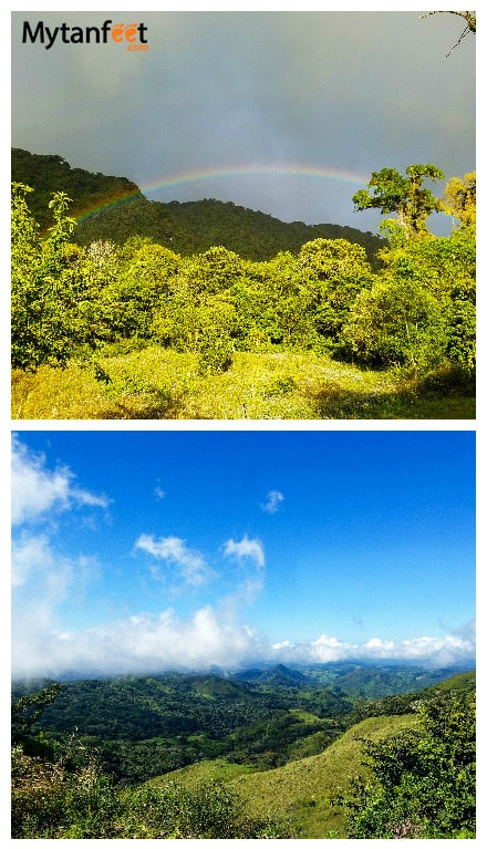 monteverde or arenal - monteverde weather