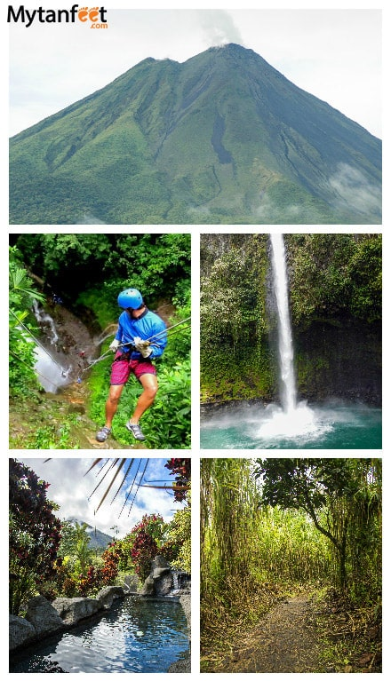 monteverde or arenal - things to do in Arenal