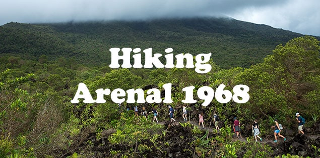 Arenal 1968 Featured