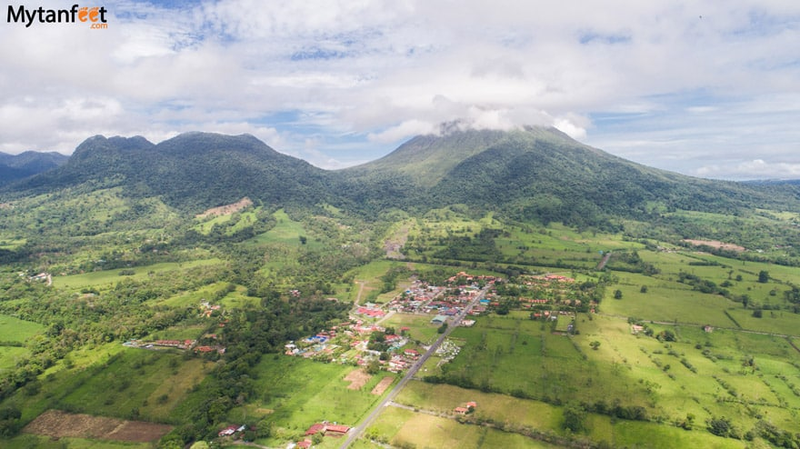 Arenal and Monteverde Itinerary - Arenal