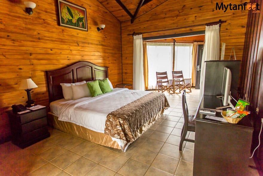 Hotel Montaña De Fuego Junior suite Room