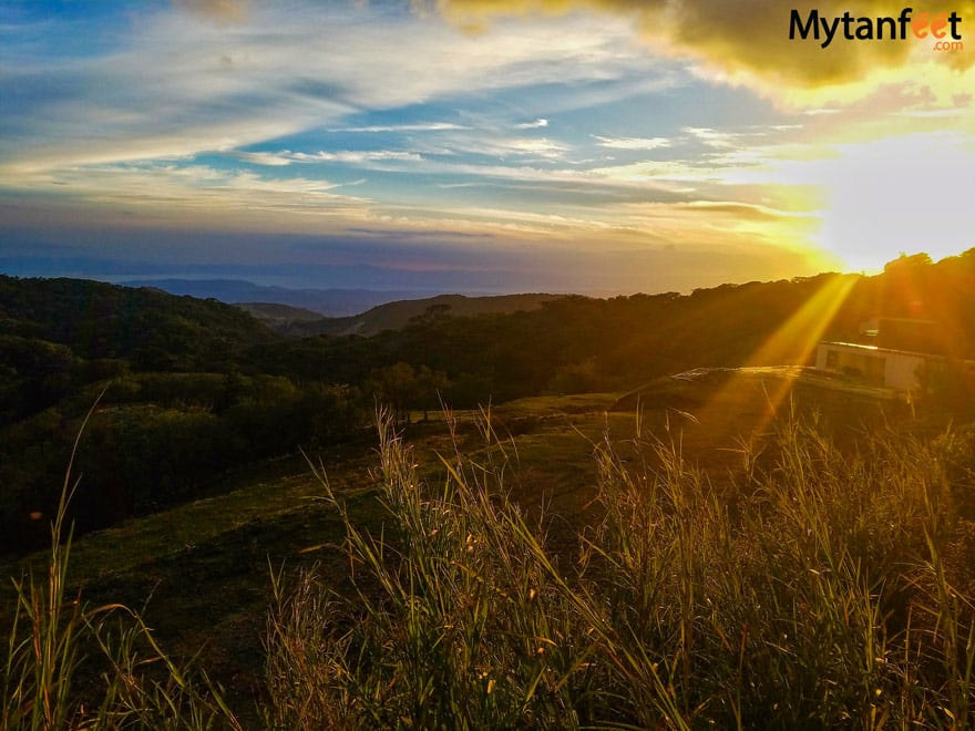 Things to do in Monteverde sunset