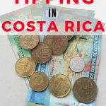 Tipping in Costa Rica