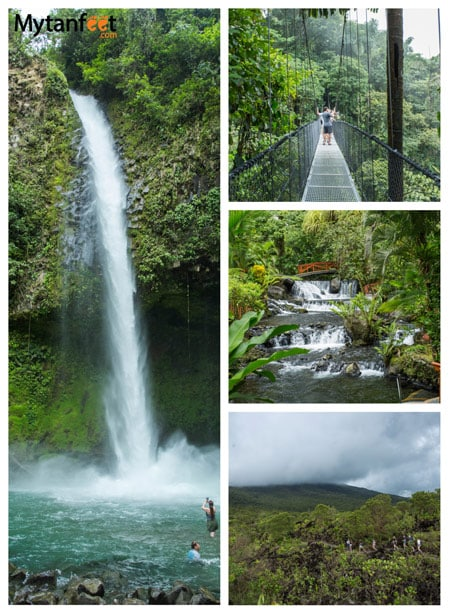 arenal and monteverde itinerary - things to do in arenal
