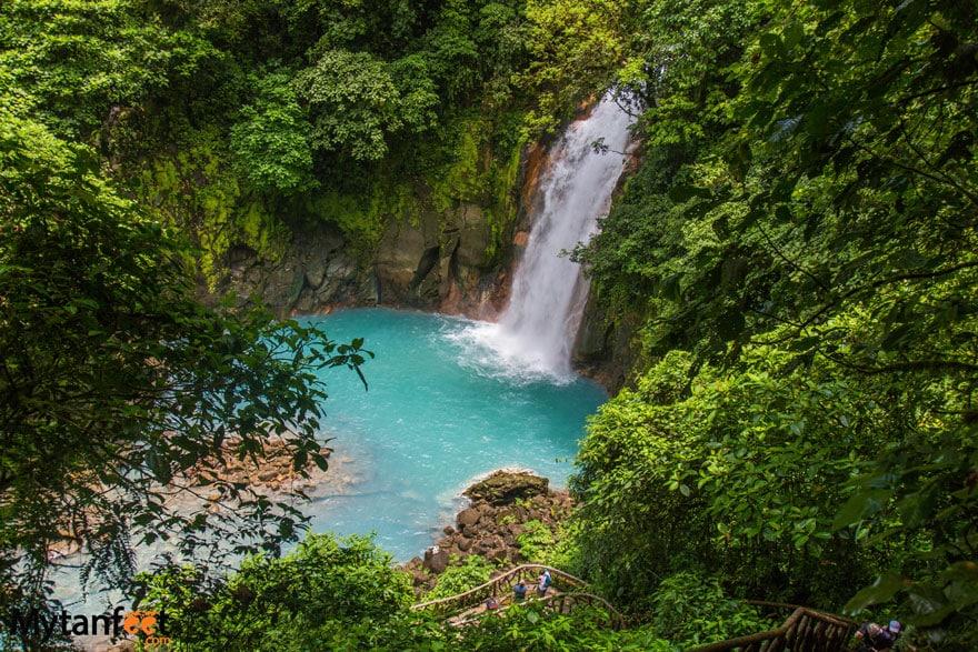 10 days in Costa Rica - Rio Celeste