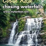 10 days in Costa Rica chasing waterfalls