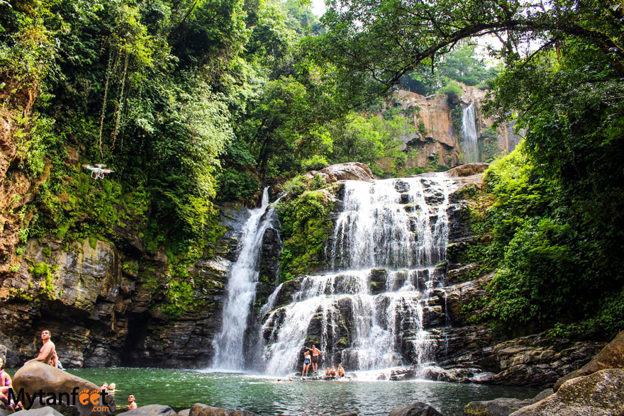 10 days in costa rica - Nauyaca waterfalls