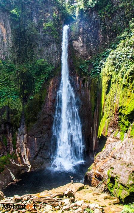10 days in Costa Rica - Catarata del toro