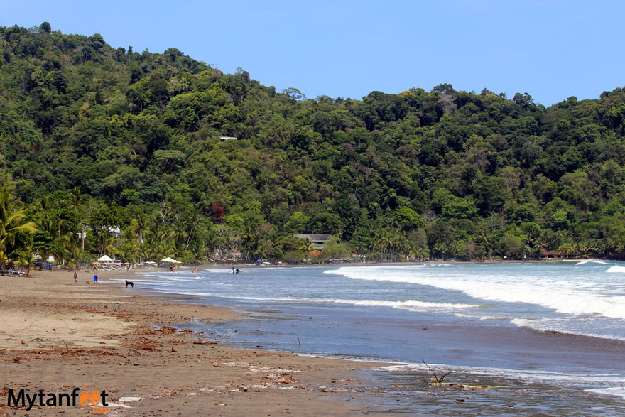 Best easy to get to Beach towns in Costa Rica - Playa Jaco